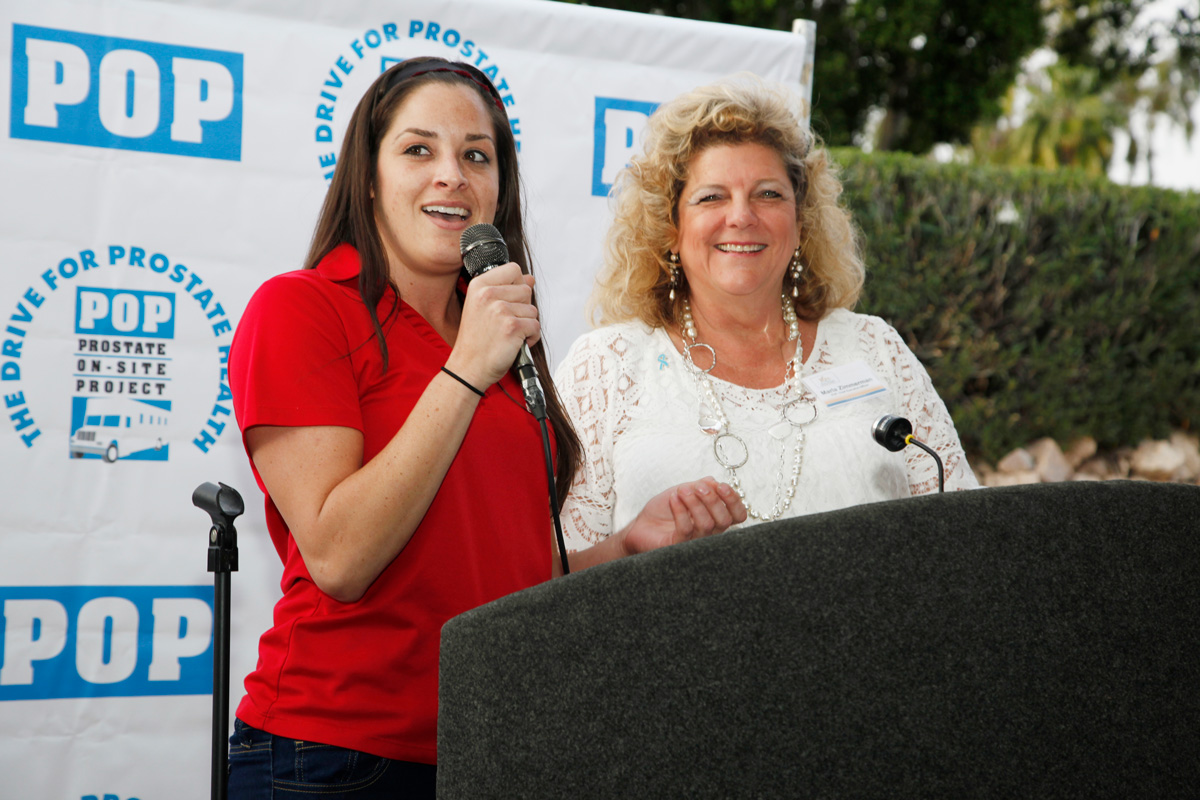 Erica Saltzman-Portillos, Marla Zimmerman POP CEO
